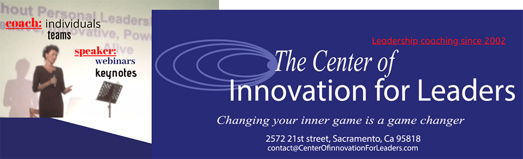 The Center of Innovation for Leaders